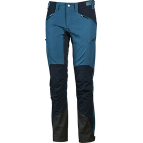 Lundhags Makke Pants Women Short Petrol/Deep Blue
